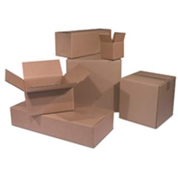 Stock Boxes|5 x 4 x 4 200#  32 ECT 25 bdl. 2500 bale|BS050404