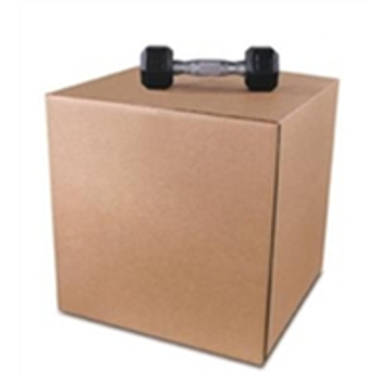 S-4428 Singlewall Heavy-Duty Boxes|6 x 6 x 6 275#  44 ECT Heavy Duty 25 bdl. 1500 bale|BS060606HD