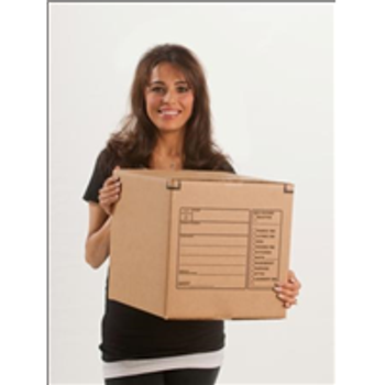 Deluxe Moving Boxes|Small Moving Box 1.5 cubic ft. 16 38 x 12 58 x 12 58 32 ECT Printed Room Locator Check-Off Box|BS161212SMB