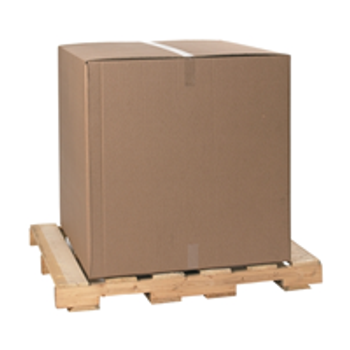 Doublewall Heavy-Duty Boxes|48 x 40 x 36 48 ECT  275# D.W.Test 5 bdl. 75 bale|BS484036HDDW