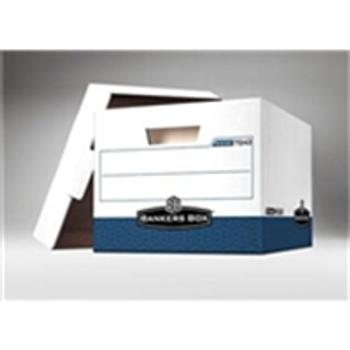 "Premium File Storage Boxes|Premium File Storage Box - 15 x 12 x 10"" Blue (12case) - #574754  FEL07243|FSB170"