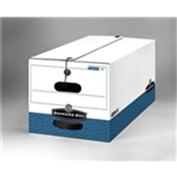 "String & Button File Storage Boxes|String and Button Box - 24 x 15 x 10"" Legal Size (4case) - #575144  FEL0070503