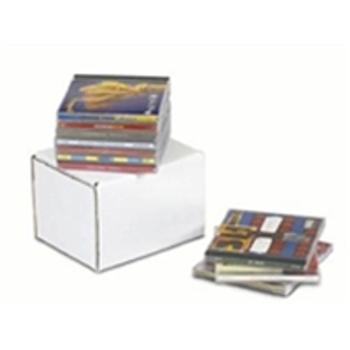 "CD/DVD Mailers BSMECD1 5 13/16 x 5 x 1/2 """
