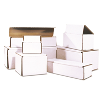"""BSM661 Corrugated Mailers 6 x 6 x 1"""" Corrugate"""