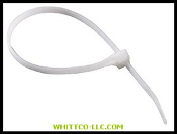 "CABLE TIE 8"" 75 LB  100/BAG