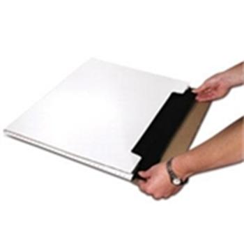 """Jumbo Fold-Over Mailers BSM362414 36 x 24 x 1/4"""" Jumbo"""