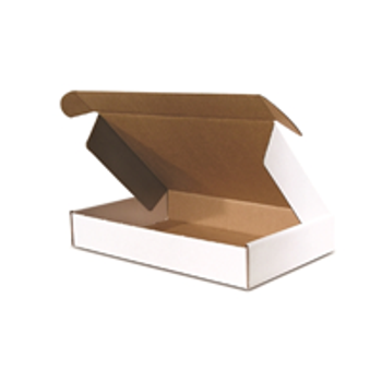 "Front Lock Deluxe Literature Mailers BSMFL964 9 x 6 1/4 x 4"" Front"