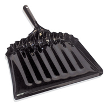 """Dust Pans & Brooms 222101 12"""" Metal Hand Held"""