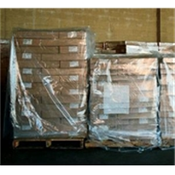 "Clear Pallet Covers & Bin Liners, 3 MIL PC150 51 x 49 x 85"" 3 Mil"