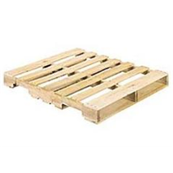 "Pallets WPW4840N 40"" x 48"" 4-Way Wood"