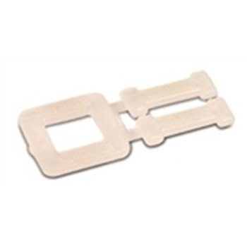 "SPSPS12PLBUCK Poly Strapping Buckles 1/2"" Plastic Poly St"