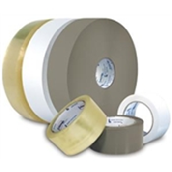 "Medium Duty Hot Melt Tape - Hand Length TCST9028100 2"" x 110 yds. 2.2 Mi"