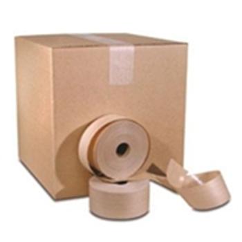 "TGTT909160 Medium Duty Paper Tape 3"" x 600` 60# Kraft"