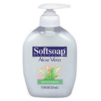 430313 Soaps & Hand Sanitizers 7.5 OZ SOFTSOAP WITH