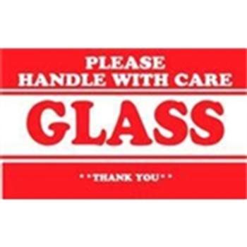 "Glass/Liquid Labels LABDL1279 #DL1279 2 x 3"" Pleas"