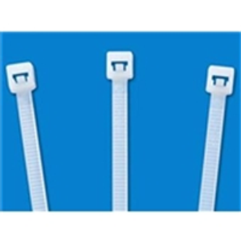 "CT0840 Cable Ties 8"" 40 lb. Tensile St"