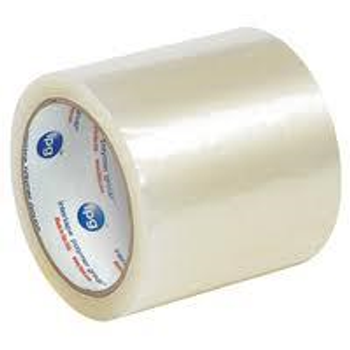 """Industrial Label Protection Tape TCST9216100 4"""" x 72 yds. 1.6 Mil"""