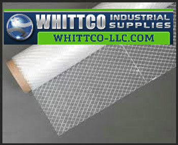 Reinforced plastic sheeting 20X100 6mil Clear (620100CSRF)