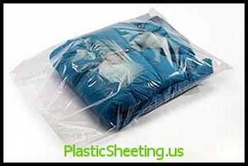 Layflat Poly Bags 1.25 mil  6X12X00125 1000/CTN  #2782  Item No./SKU
