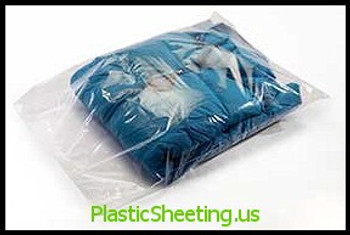 Layflat Poly Bags 1.25 mil  8X12X00125 1000/CTN  #2800  Item No./SKU