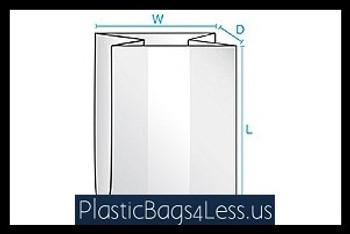 5 Lbs. Heavy Duty Ice Bags 2 mil  6X3X18X002 ICE BAG 1M  #4985  Item No./SKU