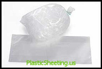 8 Lbs. Heavy Duty Ice Bags 2 mil  8X3X20X002 ICE BAG 1M  #4990  Item No./SKU