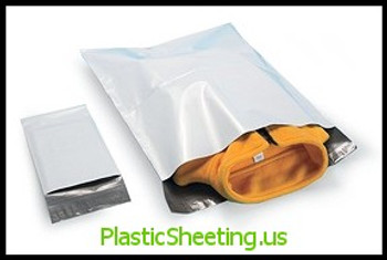 Poly Mailers - Not Perforated, 2.5 Mil No Perf P-Mailer 7.5X10.5  #5155  Item No./SKU