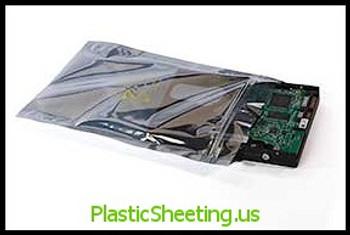 Static Shielding Reclosable Bags ZT Static Shielding 2X3 100/CS  #6300  Item No./SKU