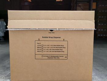 "24"" x 175' 3⁄16"" Bubble Wrap Rolls Dispenser Box 1013-S (1013-S)"