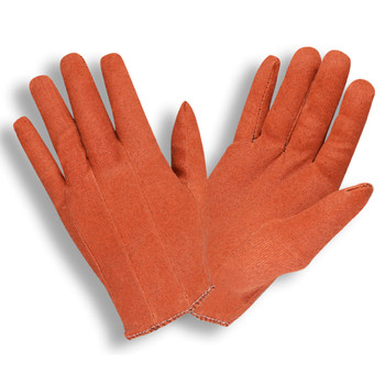 6000XL STRETCH VINYL IMPREGNATED  RUSSET COLOR  SLIP-ON STYLE Cordova Safety Products