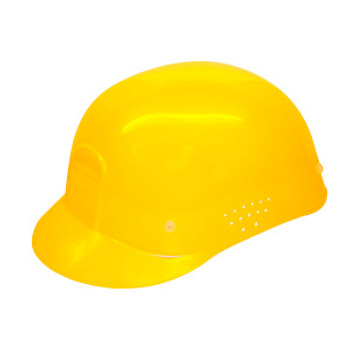 HBC2 YELLOW VENTILATED BUMP CAP/4-POINT PINLOCK WITH PLASTIC SUSPENSION Cordova Safety Products