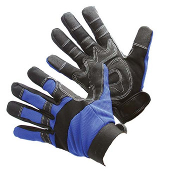 33-6002  - MECHANICAL SYNTHETIC LEATHER  MECHANICAL GLOVES