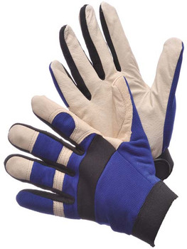 33-9001  - MECHANIC GLOVES - PIG SKIN MECHANICAL GLOVES
