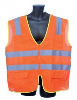 98-2900-O - ORANGE CLASS II VEST SAFETY VEST