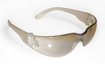 99-T8200-M - MOCHA LENS  SAFETY GLASSES -STORM