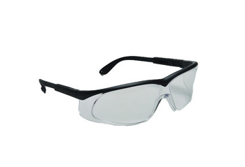 99-T8600-C - CLEAR LENS SAFETY GLASSES -WARRIOR