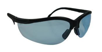 99-T8800-BU  - BLUE LENS  SAFETY GLASSES -WOLVERINE