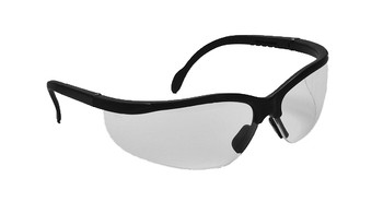 99-T8800-C - CLEAR LENS  SAFETY GLASSES -WOLVERINE