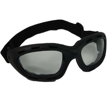 99-G8800-G  - GREY LENS SAFETY GLASSES - CHALLENGER SAFETY