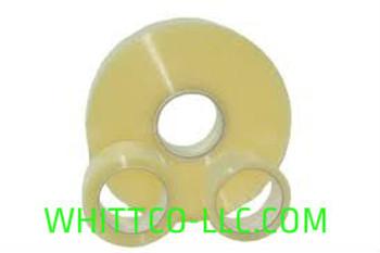 48mm x 100m 1.6mil Clear Acrylic Carton Sealing Tape 36/cs  1648100C