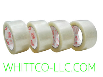 48mm x 100m 884 HYSTIK Clear Hot Melt Hand Tape 36/cs 88448100C