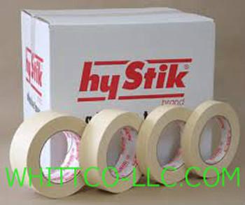 50mm x 33m HYSTIK Double Sided Masking Tape 24/cs 8935033