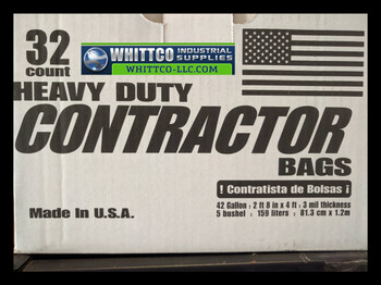 3 Mil Heavy Duty 32 count (HK42WC032B-WHITTCO) Replacements