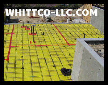 Vapor Barrier Sheeting Yellow Guard 15 Mil  (CFY1014-140Y) Plastic Sheeting-Vapor Barrier