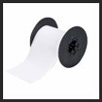 B30C-4000-595-WT  BRADY  BBP31 VINYL TAPE - WHITE  B-595  4.000IN X 100FT  262-B30C-4000-595-WT