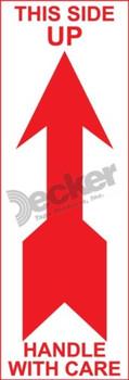 DL1132 Arrow Labels