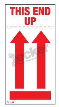 DL1134 Arrow Labels