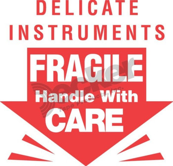 DL1080 Delicate Instruments Labels