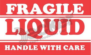 DL1310 Fragile Labels