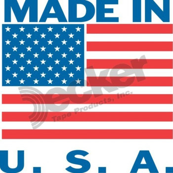 DL1610 Made In USA Labels